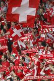 Euro 2008 - Switzerland v. Turkey June 11, 2008 Stock Photo