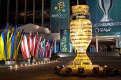 EURO 2012 royalty-vrije stock fotografie