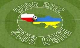 Euro 2012 Stock Photo