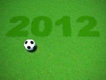 Euro 2012 Imagem de Stock