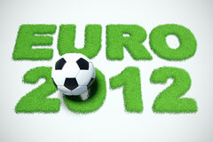 Euro 2012 Royalty Free Stock Photography
