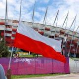 Euro 2012 Stockbild