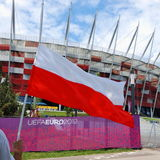 Euro 2012 Stock Image