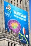 Euro 2012 Photo libre de droits