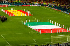 EURO 2012 Obraz Royalty Free
