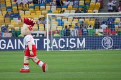 Euro 2012 abschließend in Kiew, Ukraine Stockbilder