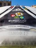 Euro 2012 in Kiev Royalty Free Stock Photos