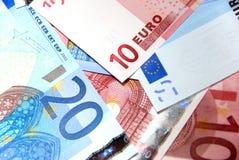 Euro Fotografía de archivo libre de regalías