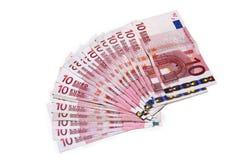 Euro Fotos de archivo libres de regalías