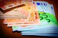 Euro Fotos de Stock Royalty Free
