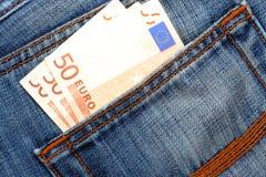 Euro stockfoto