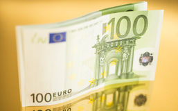 100 euro Obraz Royalty Free