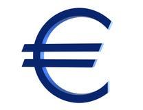 Euro ilustração stock