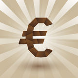 Euro illustration libre de droits
