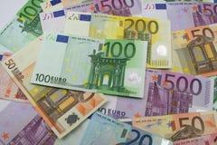 euro Arkivfoto