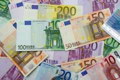 euro Fotografering för Bildbyråer