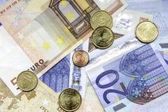 Euro 7 Stock Afbeeldingen