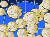 Euro Lizenzfreie Stockbilder