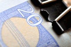 20 Euro Lizenzfreie Stockbilder