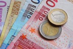 Euro- foto de stock royalty free
