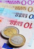 Euro- foto de stock