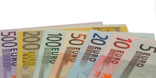 Euro Immagine Stock
