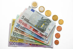 Euro Photos stock