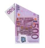 EURO 500 Immagini Stock