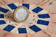 Euro Imagen de archivo