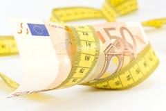 Euro 50 lizenzfreies stockbild