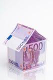 euro 500 Imagenes de archivo