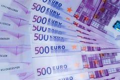 euro 500 Arkivfoto