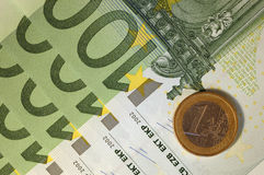 euro 501 Fotografie Stock
