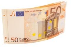 Euro 50 Imagens de Stock Royalty Free