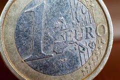 Euro obraz royalty free