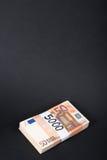 5000 euro Arkivbilder