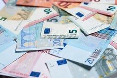 euro Fotografie Stock Libere da Diritti
