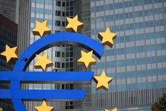 Euro- Fotografia de Stock