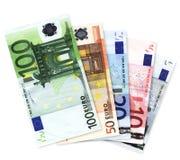 Euro- Fotos de Stock Royalty Free