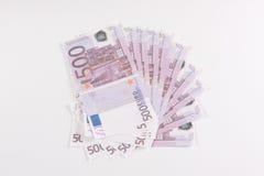 euro Royaltyfria Foton