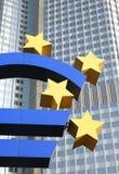 Euro Royalty-vrije Stock Afbeelding