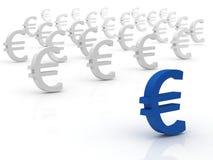 Euro Fotos de archivo