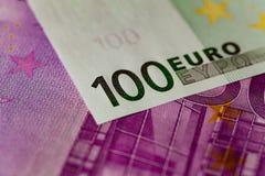 euro 100 Imagenes de archivo