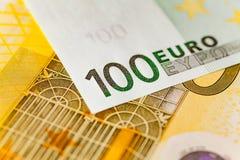 Euro Fotografía de archivo