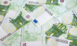 Euro 100 Stockbilder
