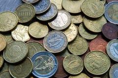 Euro Royaltyfri Bild