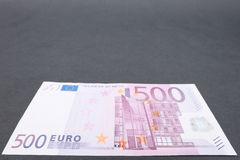 500 euro abstract Royalty Free Stock Images