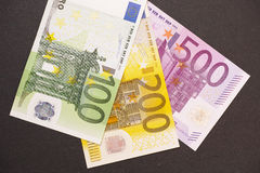 Euro abstract Stock Image