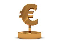 Euro award Royalty Free Stock Photos