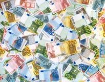Euro - background stock image